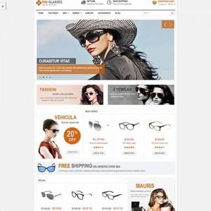 Website bán hàng quý phái PavGlasses