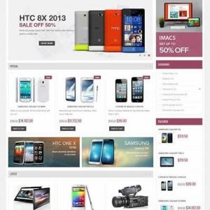 Website bán hàng với giao diện thân thiện