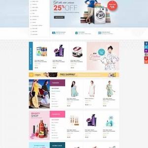 Web bán hàng cực kỳ chuyên nghiệp PavMegaShop