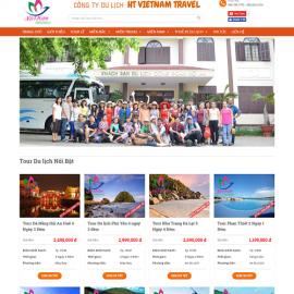 Công ty Du lịch HT Travel VietNam