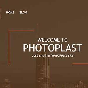 Website mẫu Photo Plastlite