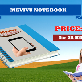Mevivu Notebook
