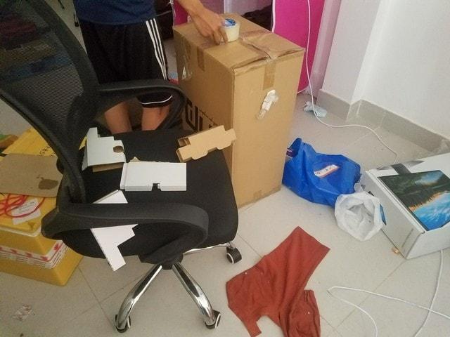 Chúng tôi chuyển văn phòng