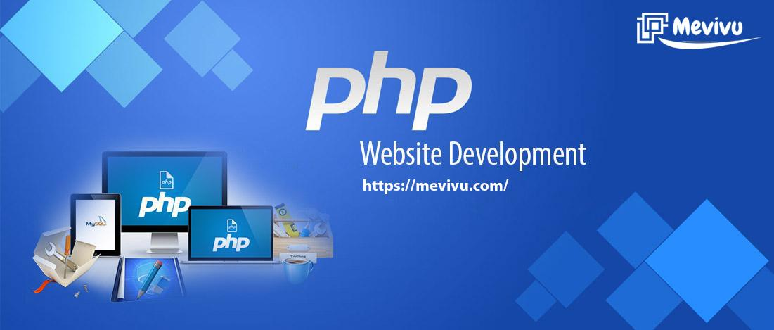dịch vụ thiết kế website php