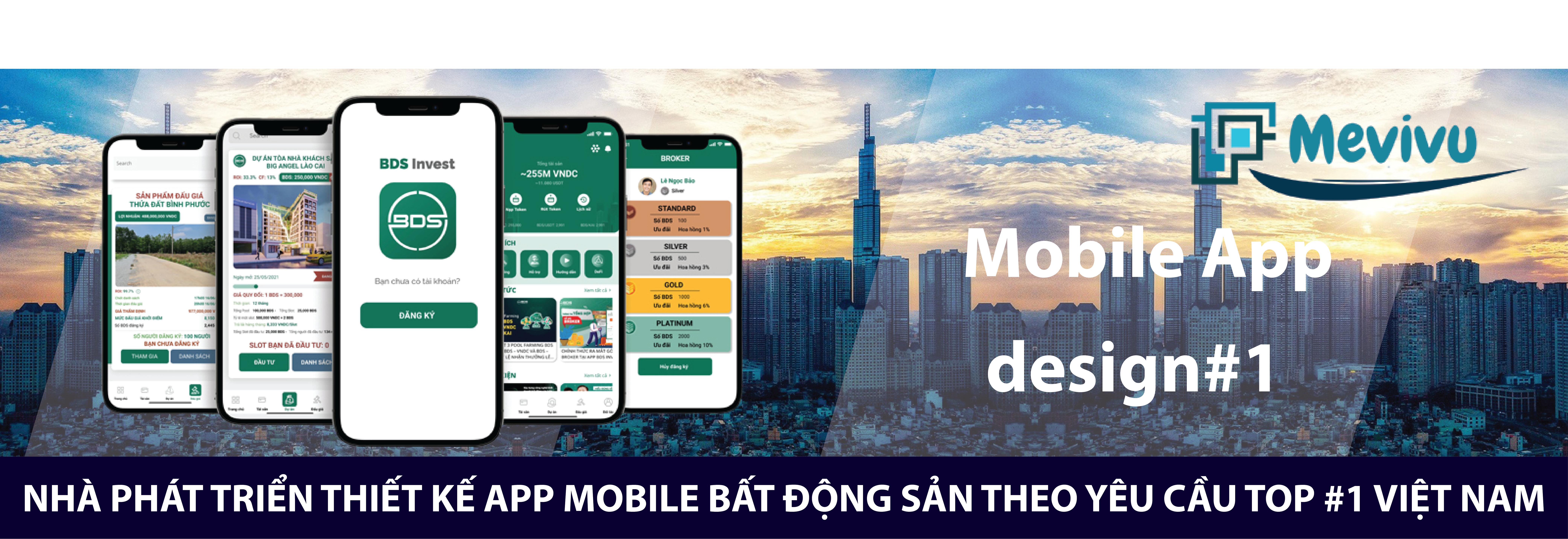 banner app bất động sản