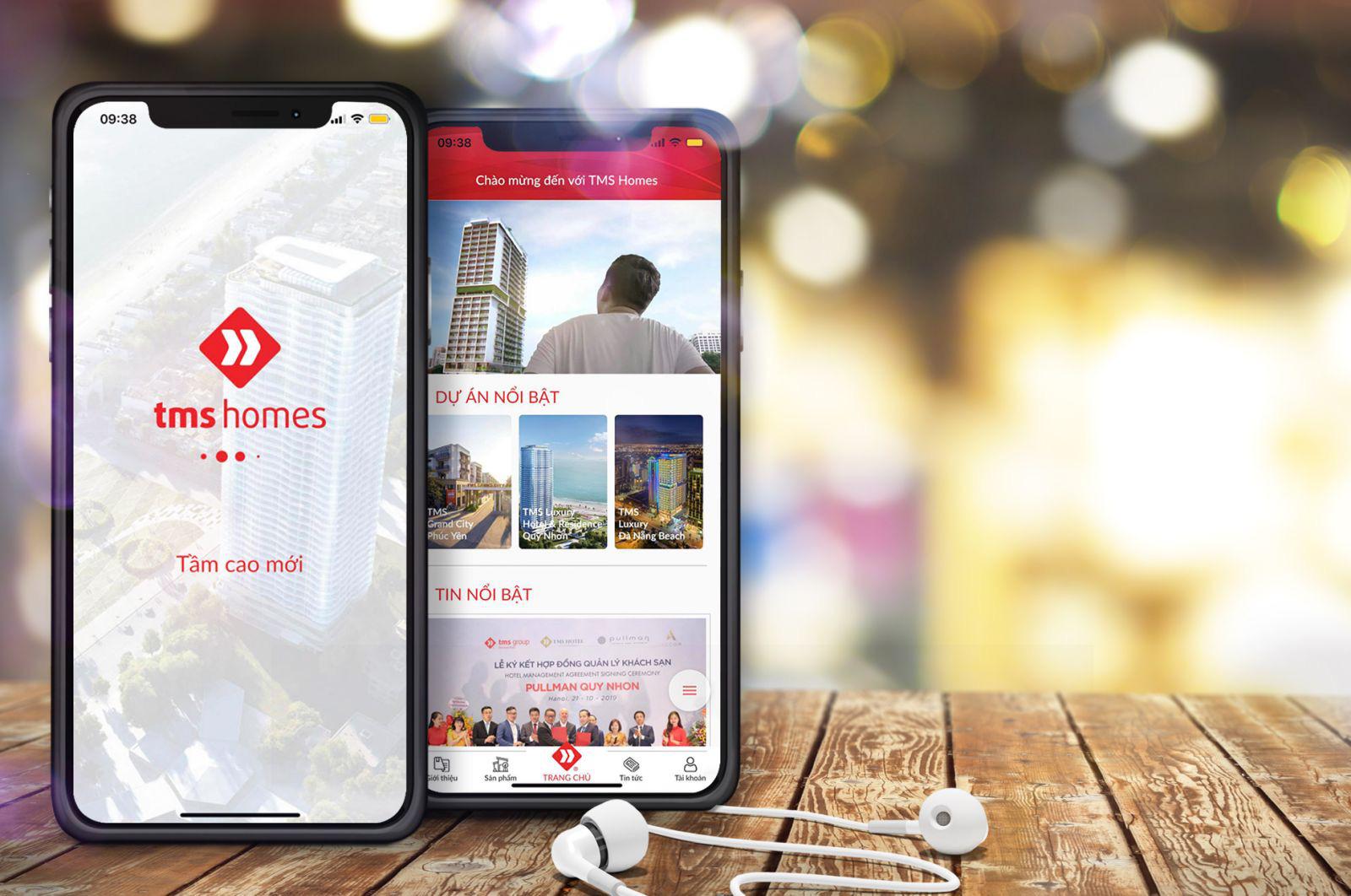app bất động sản