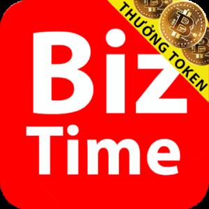 Thiết Kế App BizTime – Kiếm tiền online từ MXH Việt Nam