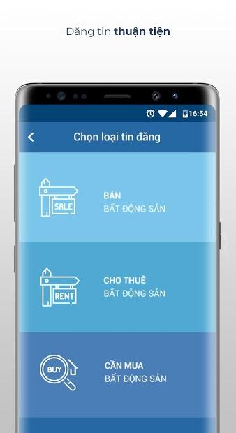 Thiết Kế App Bất Động Sản Batdongsan.com.vn