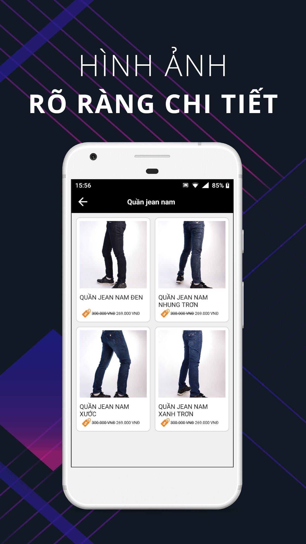 app bán hàng giá rẻ