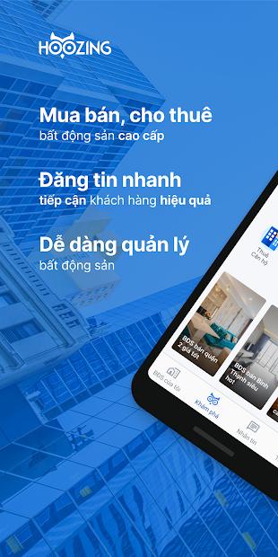 dịch vụ thiết kế app bất động sản