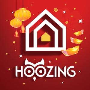 Thiết Kế App Bất Động Sản Siêu thị bất động sản Hoozing