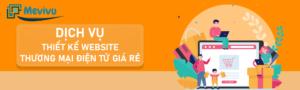 baner website thương mại điện tử giá rẻ