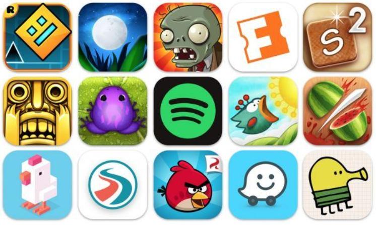 Thiết kế app game
