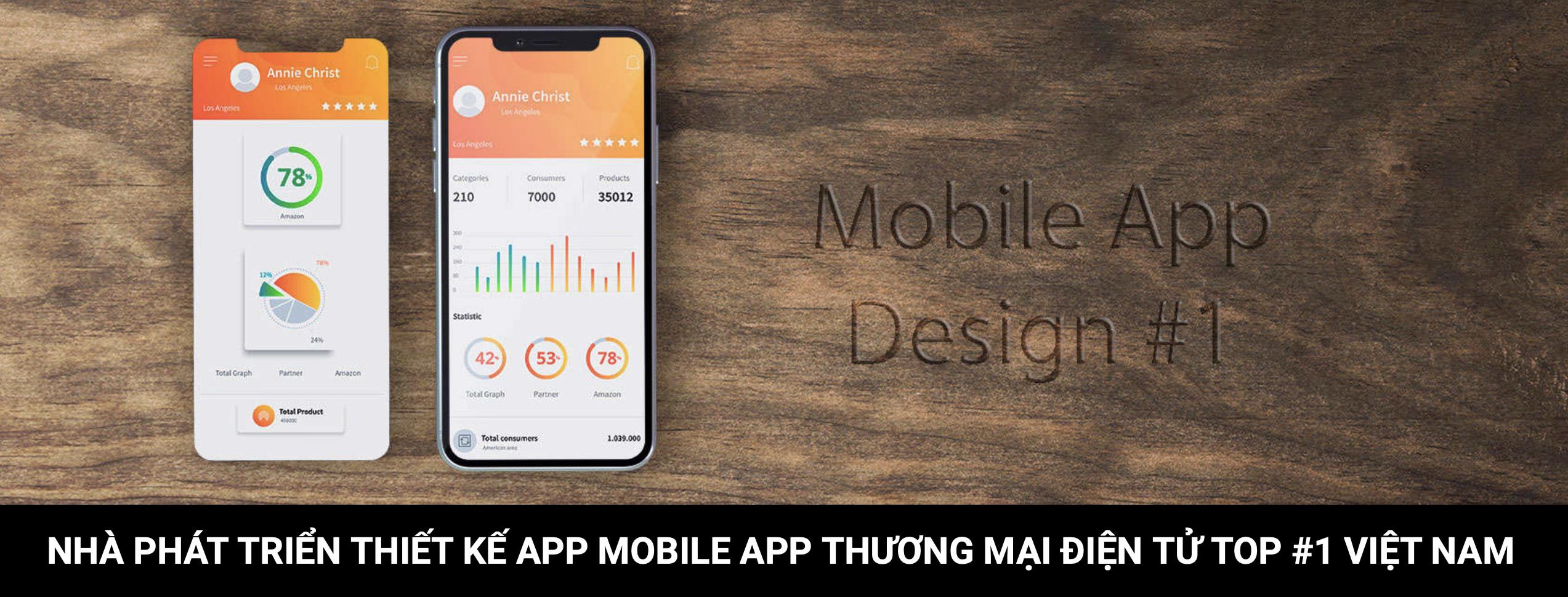 bảng giá app mobile giá rẻ